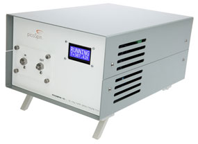 Bench-top NMR machine